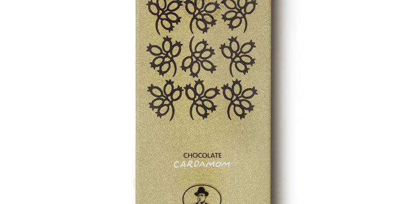 Cioccolato Cardamomo
