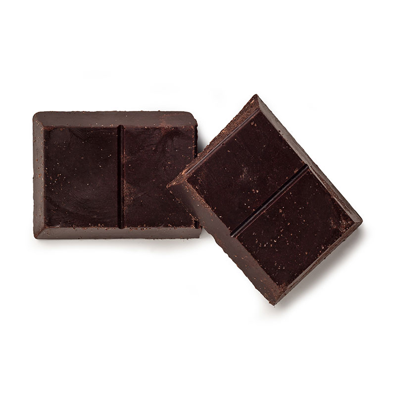 Vanilla Chocolate in two pieces