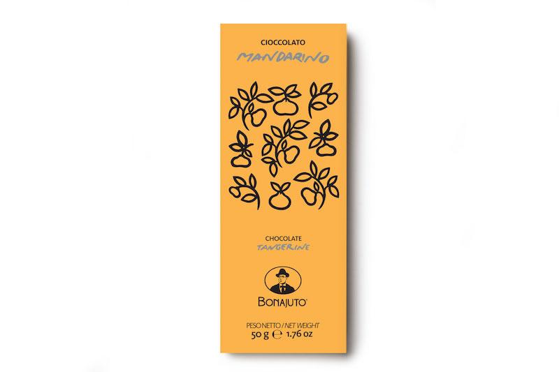 Cioccolato Mandarino Bonajuto